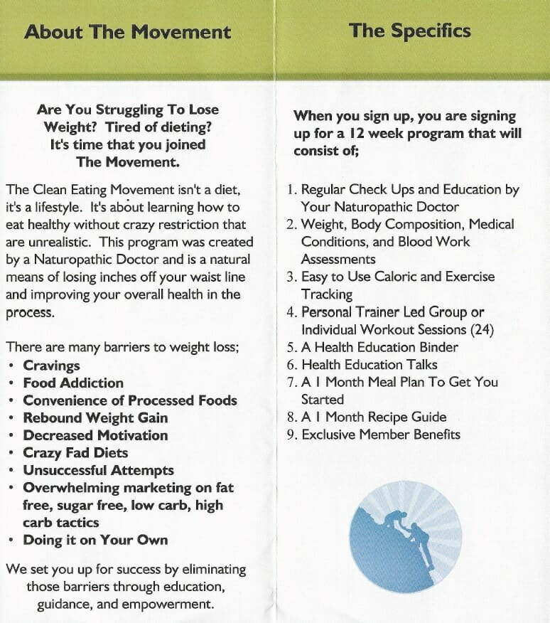 Lasting Weight Loss Clean Eating Movement